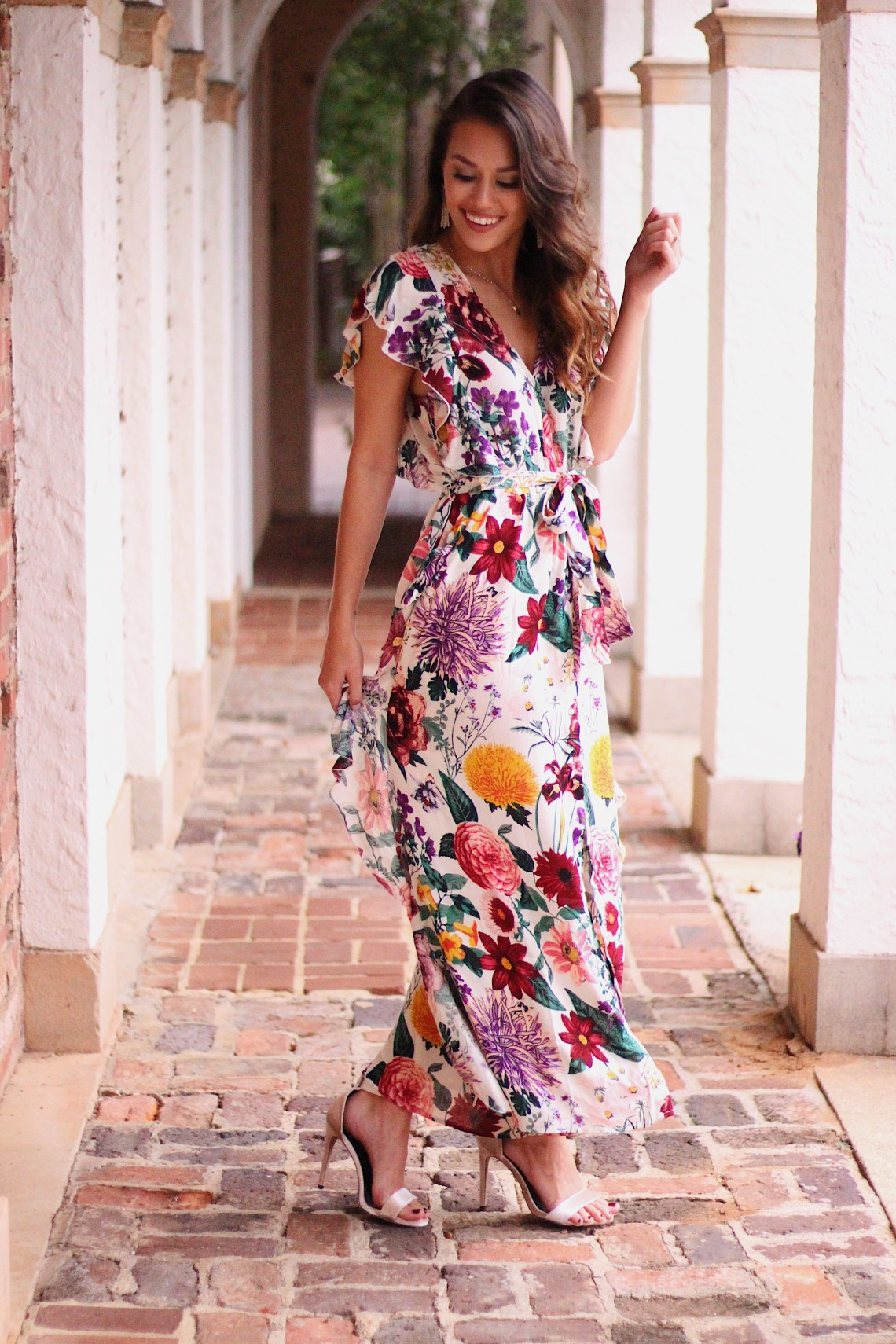 8271bea4230 Floral Free People Maxi
