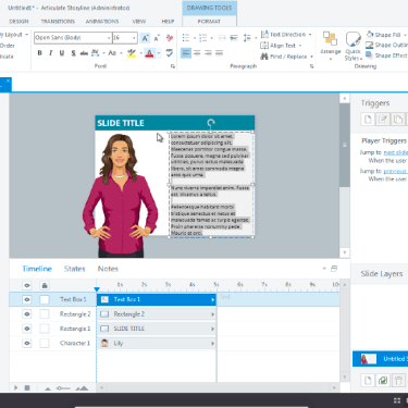 Easy Placeholder Text in Articulate Storyline 360