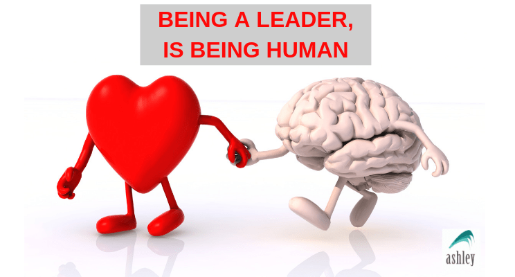 Being a Leader Is Being Human