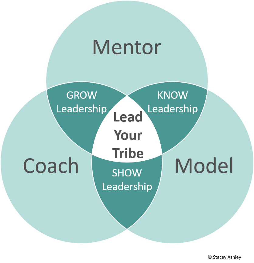 Your Tribe: Mentor-Model-Coach