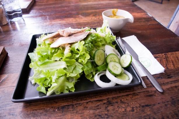 Salad Concept