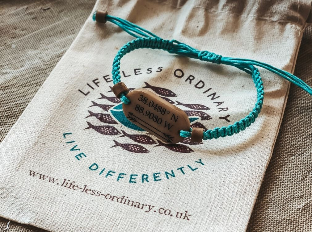 Life Less Ordinary- A Personalized Jewelry Company