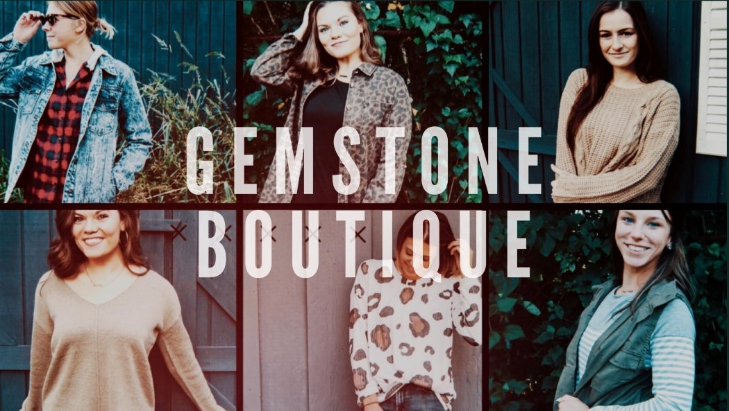 Gemstone Boutique- High Quality Fashion at Affordable Prices