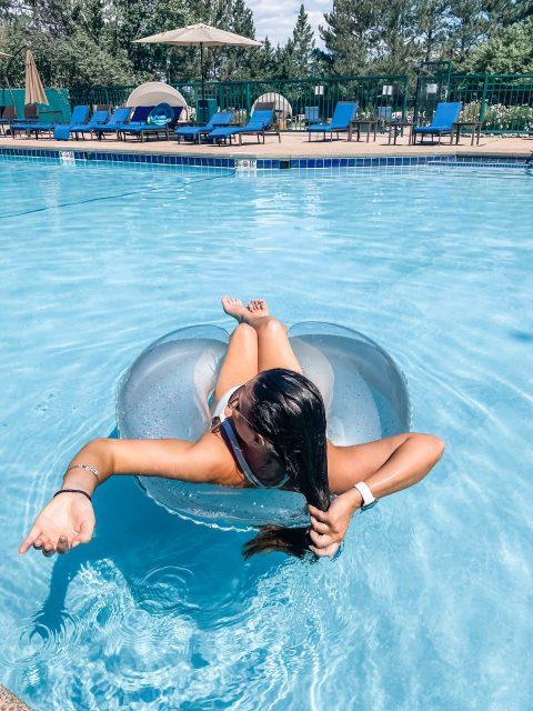 Hilton Denver Inverness Outdoor Pool best hotel