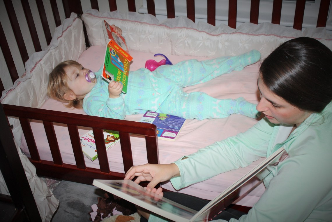 Bedtime Battle The Switch To A Toddler Bed Ashley Ever After