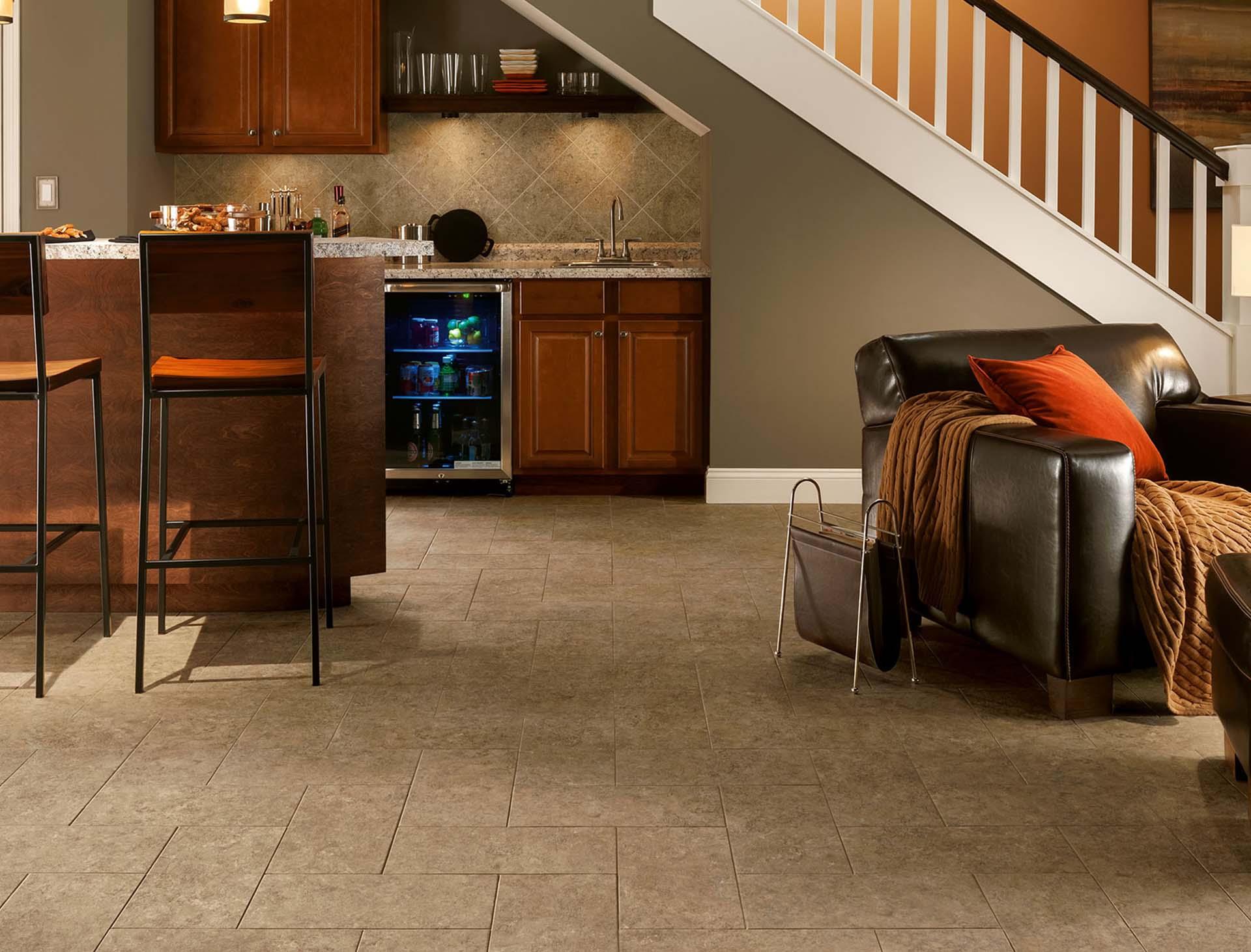 Advertisement with flooring, it is important to consider looks and functionality. Luxury Vinyl Tile Flooring Edmonton Ashley Fine Floors