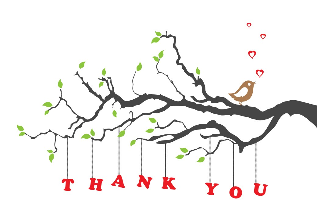 Thank you from Ashley Flowers Yoga