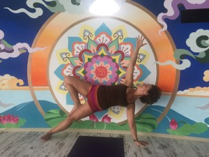 Ashley Flowers Yoga, Mindful Yoga in Portland Maine