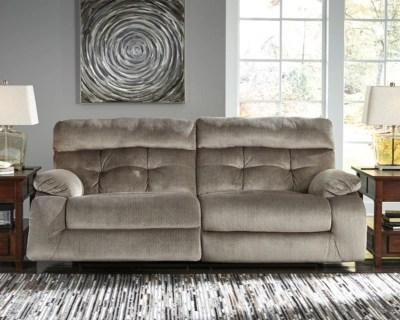 Brassville Power Reclining Sofa Ashley Furniture HomeStore