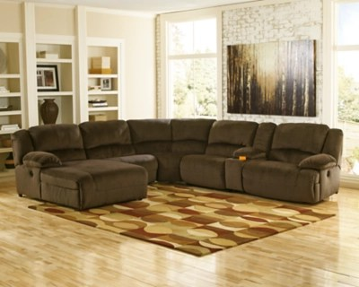 Toletta 6 Piece Sectional Non Power Ashley Furniture