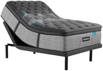 garmin plush pillow top mattress online