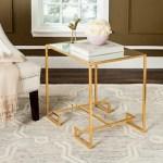 Leti Greek Key Accent Table Ashley Furniture Homestore
