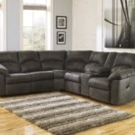 Tambo 2 Piece Reclining Sectional Ashley Furniture Homestore