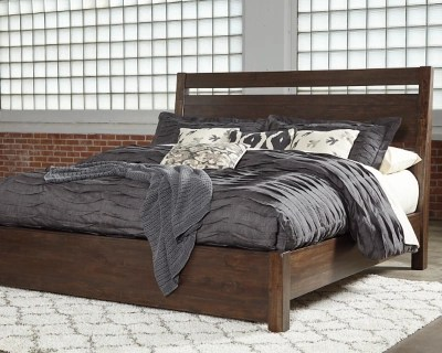 Starmore King Panel Bed Ashley Furniture HomeStore