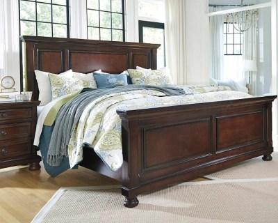 Porter Queen Panel Bed Ashley Furniture HomeStore