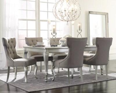 Coralayne 5 Piece Dining Room Ashley HomeStore