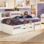 Zayley Twin Bookcase Bed Ashley Furniture Homestore