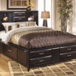 Kira Queen Storage Bed With 8 Drawers Ashley Furniture Homestore