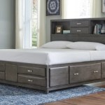 Caitbrook Queen Storage Bed With 8 Drawers Ashley Furniture Homestore