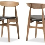 Mid Century Modern Dining Chair Set Of 2 Ashley Furniture Homestore