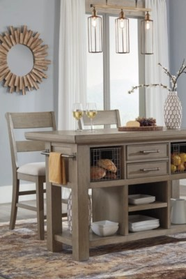 Chapstone Kitchen Island Ashley Furniture HomeStore