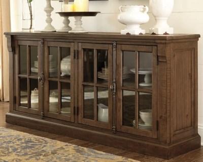 Wendota Dining Room Server Ashley Furniture HomeStore
