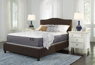 Anniversary Edition Plush King Mattress Ashley Furniture