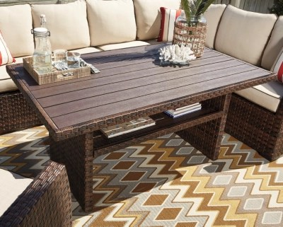 Salceda Multi Use Table Ashley Furniture HomeStore