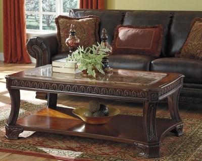 Ledelle Coffee Table Ashley HomeStore