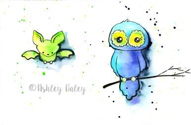 Flying Cuties