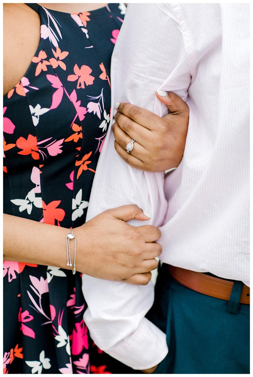 same-sex engagement session newport news virginia