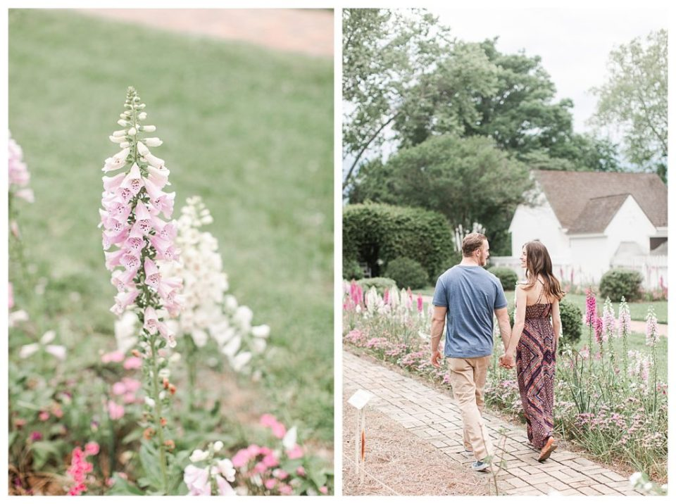Colonial Williamsburg Engagement Session
