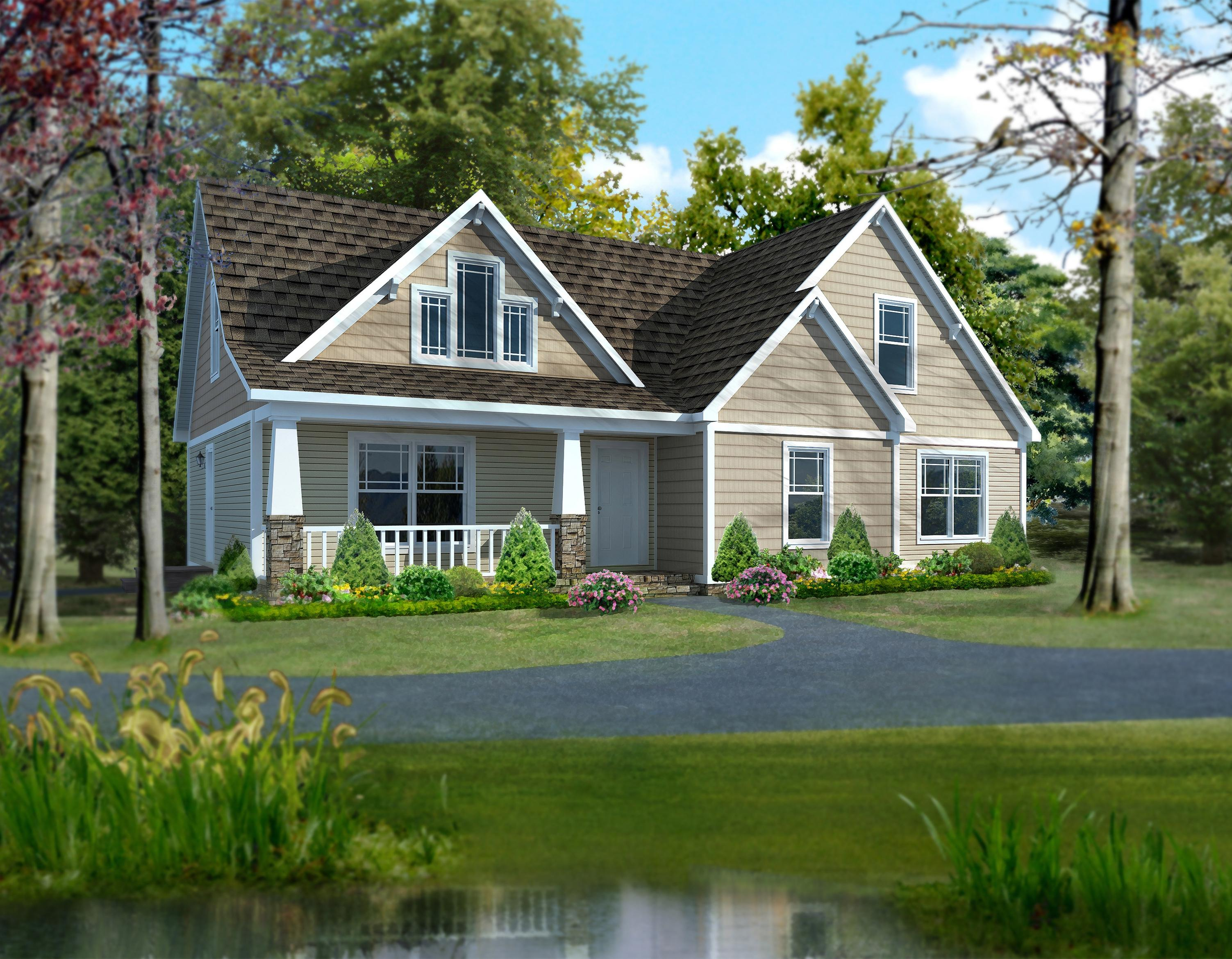 Ashley Home Construction Saugerties Ny Modular Homes