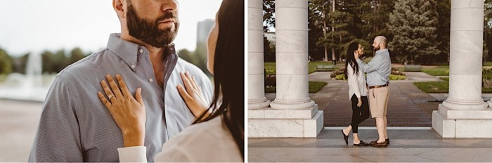 Recently engaged wedding tips - Denver wedding photographer - New Mexico wedding photographer Ashley Joyce Photography