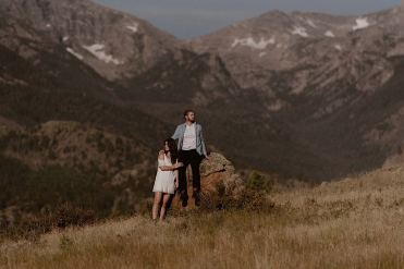Rocky Mountain National Park Engagement photos by Ashley Joyce Photography-28