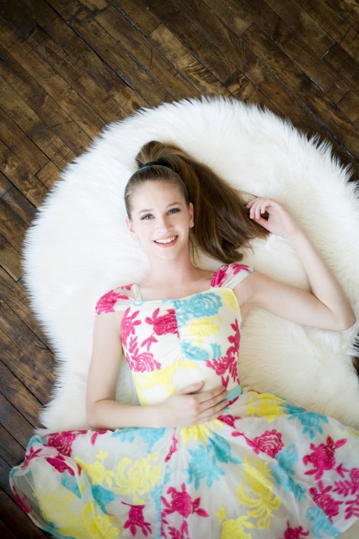 Floral-Dress- Sheepskin-by-Ashley-Lynn-Photography (7)