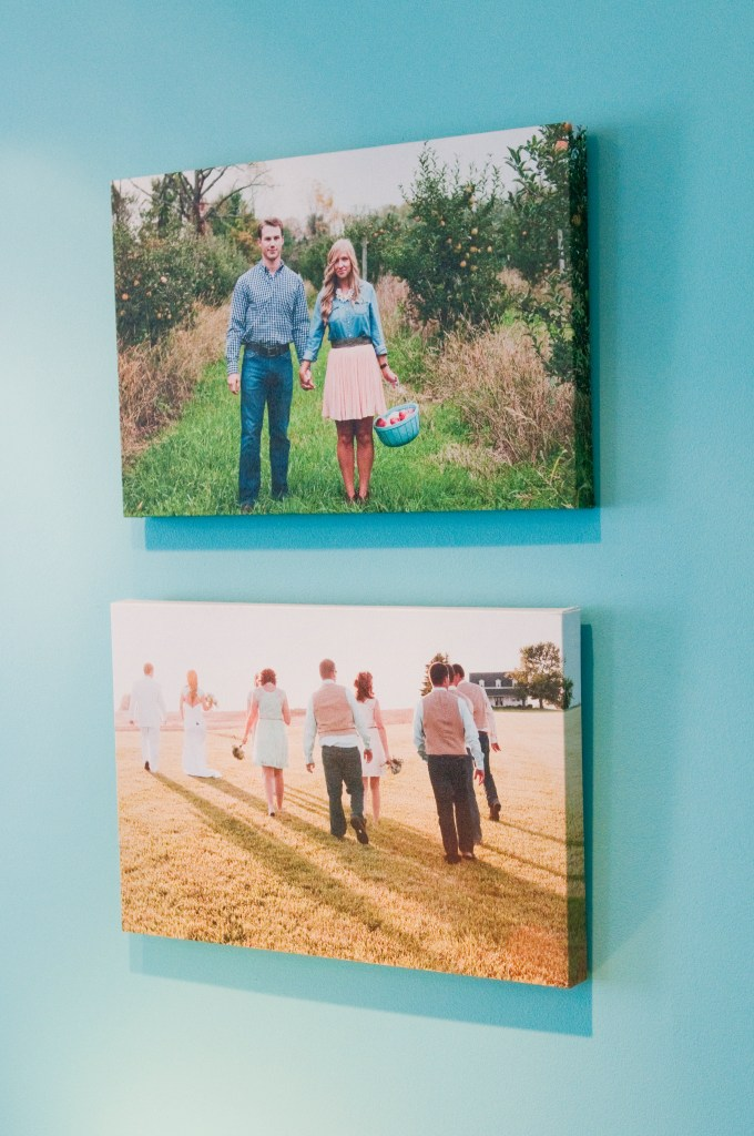From canvas to archival frames, printed photos preserve your fondest memories for years to come.