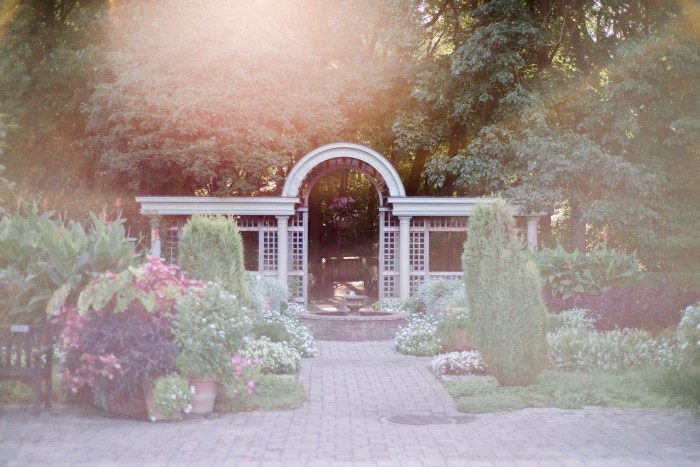 Wegerzyn Garden