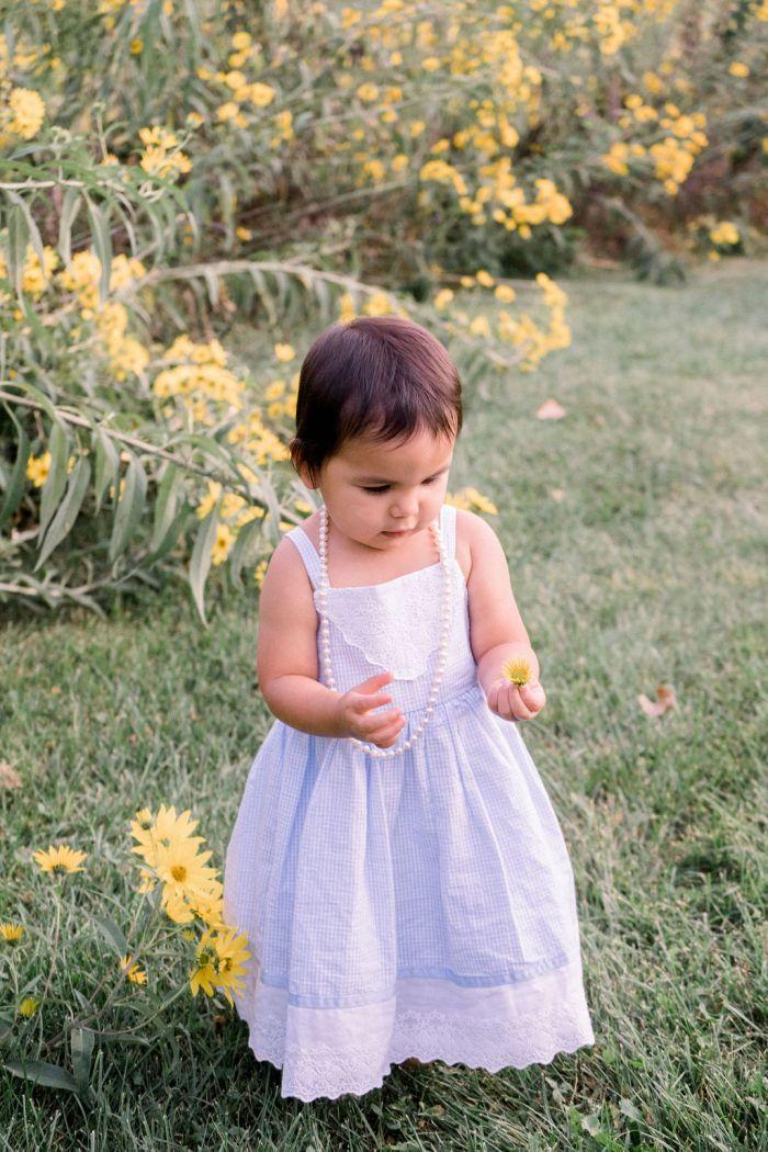 Garden Family Portraits | Dayton, Ohio