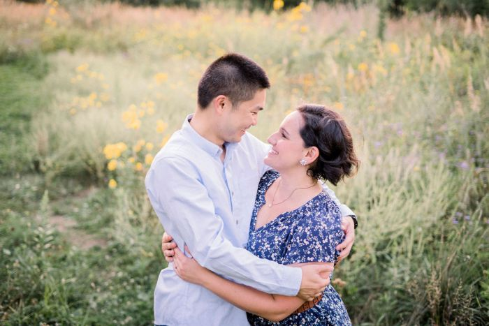 Outdoor Family Session | Couple Photography