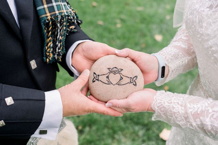 Vows Set in Stone | Irish Weddings