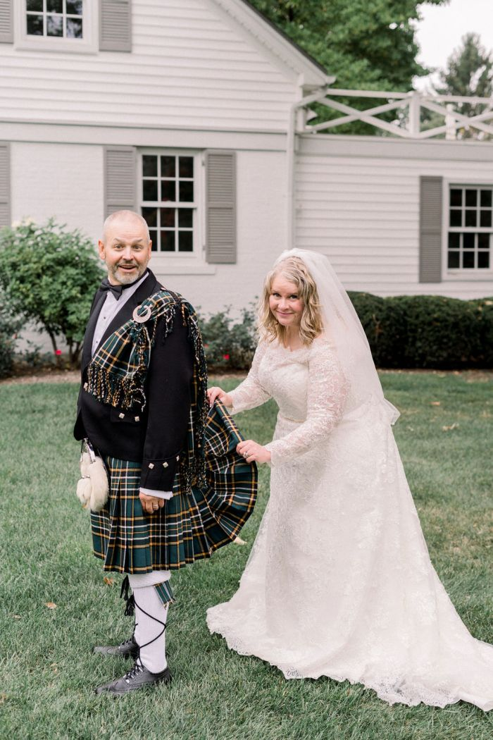 Intimate Irish Wedding at Polen Farm | Kettering, Ohio