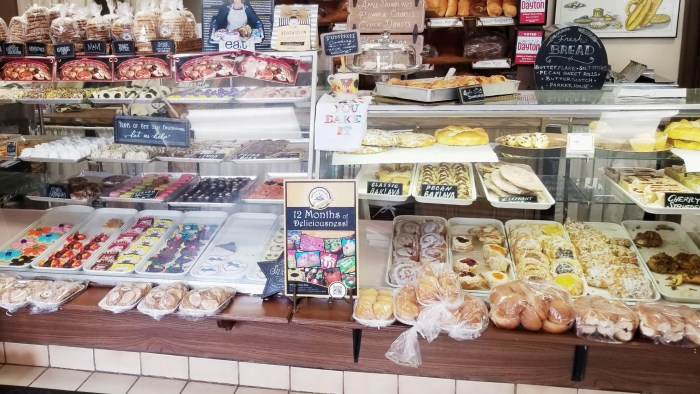 Small Business Ashley's Pastries