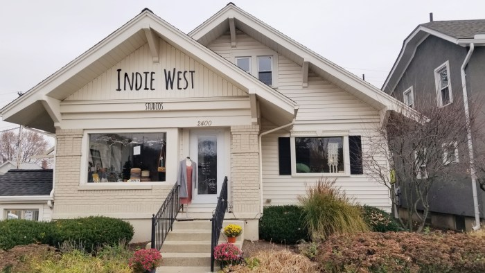 Indie West Studios Dayton Small Business