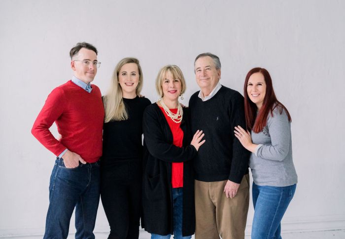 Family Photography at Noir Studio Space