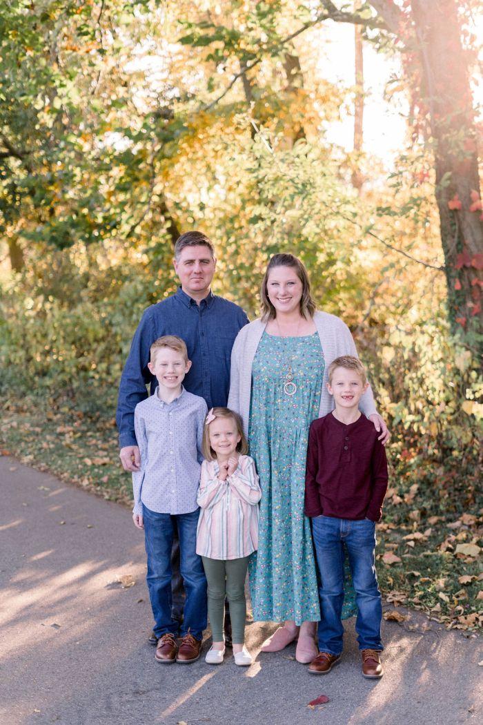 Outdoor Family Photos | Ashley Lynn Photography
