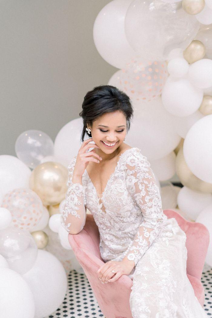 Elegant Wedding at the Dayton Arcade | Ashley Lynn Photo