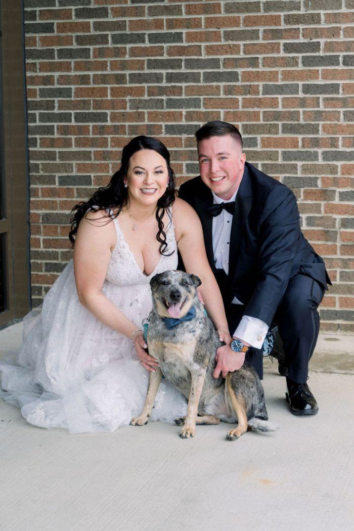 Wedding Portraits | Miamisburg, Ohio Photographer