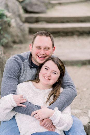Engagement Portraits | Dayton, Ohio