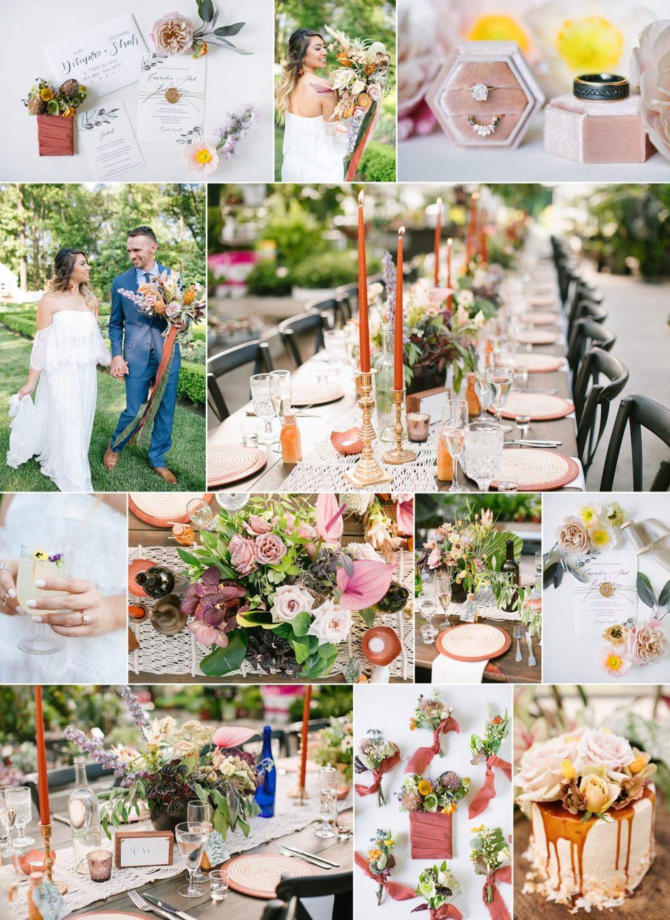 Ashley Mac Photographs | The Herbary Bear Creek Farm Wedding | Howell NJ wedding day | Howell NJ wedding photographer, NJ wedding photographer, New Jersey wedding photographer, boho wedding inspiration, summer wedding inspiration